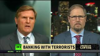 Gov. Allows Terrorist Money-Laundering Banks to Go Unprosecuted