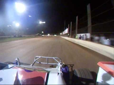 Matt Kenseth Crew Runs at Borger's Speedway