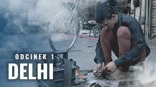 ✈ Delhi. W Indyjskim pociągu! [ INDIE - odc.1 ] - Podróże z Travel Maniakiem