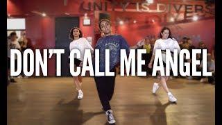 Baixar ARIANA GRANDE, MILEY CYRUS, LANA DEL REY - Don't Call Me Angel | Kyle Hanagami Choreography