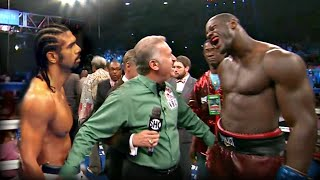 The Truth Behind Wilder vs David Haye