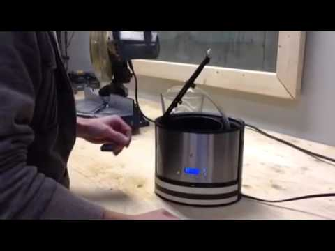 Water Squirting Alarm Clocks