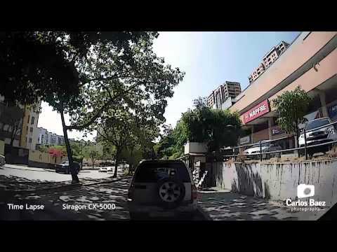 Buscando en Caracas- Timelapse