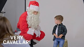 Jay Cutler Is the New Santa in Town! | Very Cavallari | E!