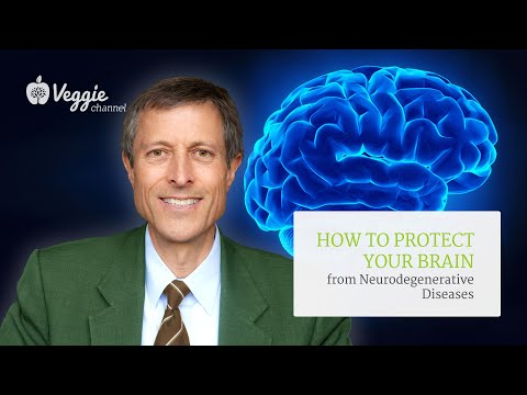 How to protect your brain from Neurodegenerative Diseases - Neal Barnard