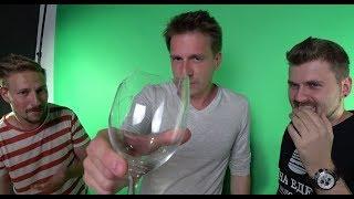 Я съел настоящий стакан. Секрет фокуса. LizzzTv. Дружко шоу.