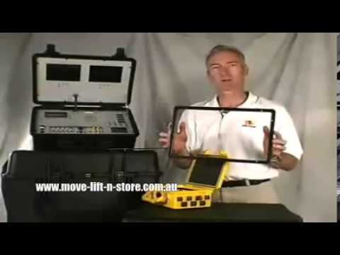 Move-lift-n-store: Pelican Protector Case Applications