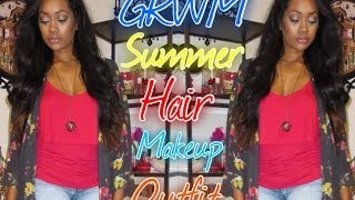Get Ready With Me   Summer 2014   Jamielle Laura Thumbnail