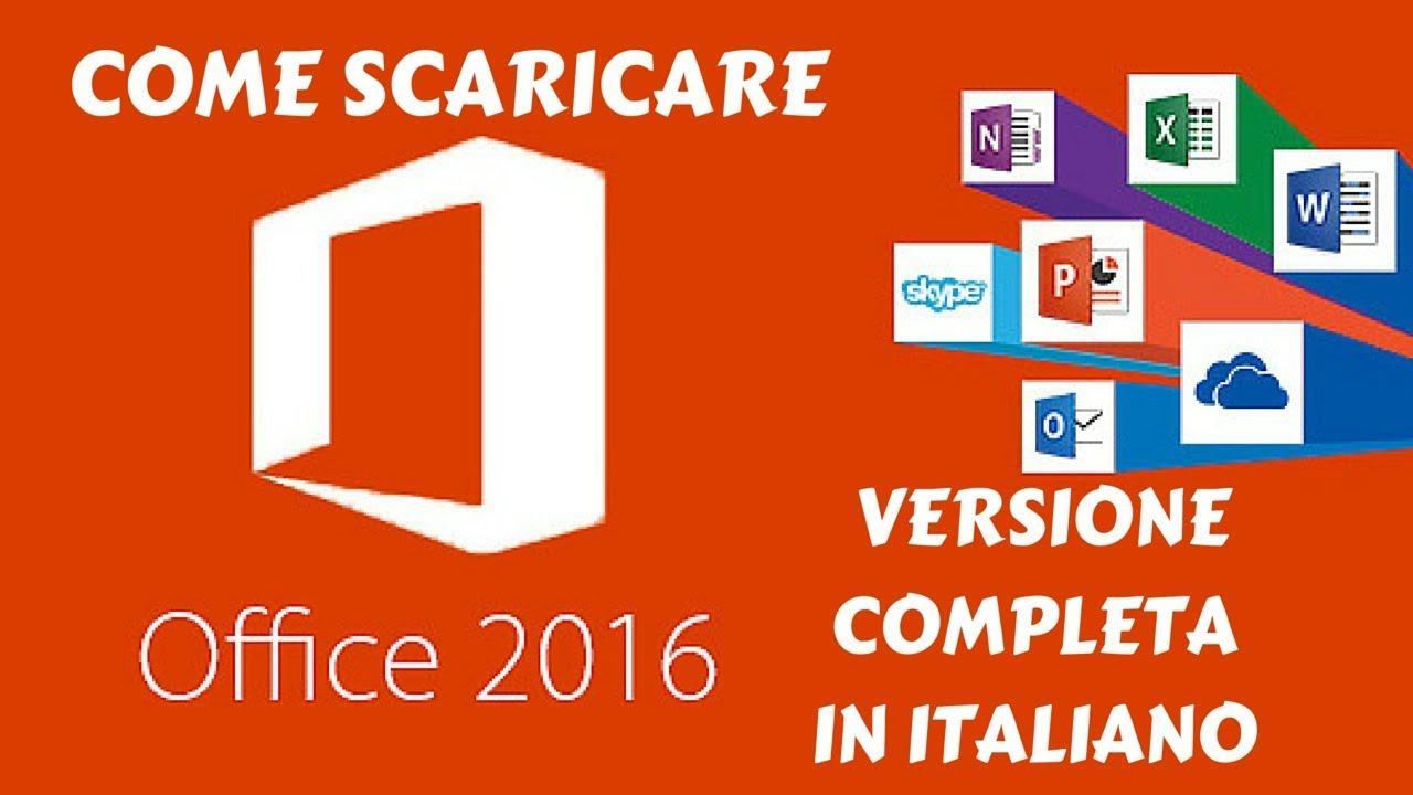 word 2016 craccato