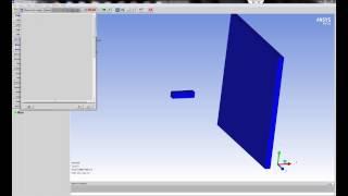 Видеоурок CADFEM VL1501 - Расчёт высокоскоростного удара по керамической пластине методом SPH
