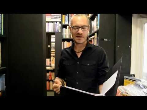 Poets on Video – October 2016: Bryan Marshall