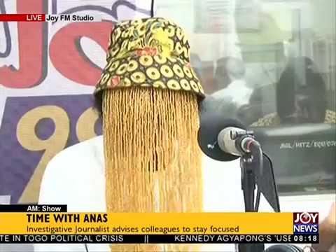 Time With Anas - AM Show on JoyNews (28-6-18)
