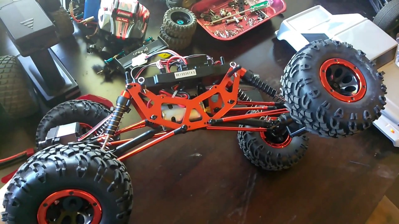 NEW RC!!! Best Budget Hobby Grade 1/10 Scale Rock Crawler????????????