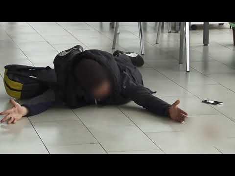 Оперативная съемка задержания сотрудников автосалона в Перми