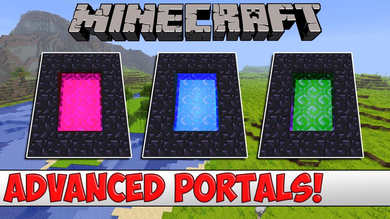 Advanced Portals | SpigotMC - High Performance Minecraft