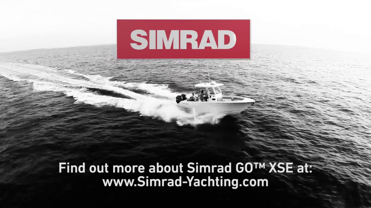 How To Connect A Simrad Go Xse To Wifi