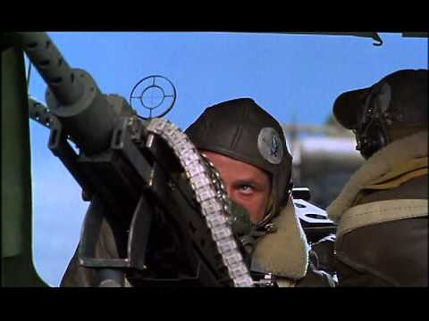 Memphis Belle - First air battle
