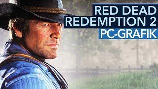 So schön wird Red Dead Redemption 2 auf PC