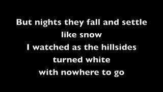 Passenger - Start a Fire (Lyrics)