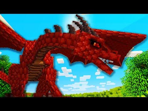 PET DRAGONS IN MINECRAFT (Minecraft Workshop #2)