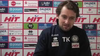 FortunaTV - Das Interview mit Tomasz Kaczmarek nach dem Spiel gegen 1860 München