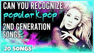 Video CAN YOU RECOGNIZE POPULAR KPOP 2ND GENERATION SONGS IN 10 SECONDS download MP3, 3GP, MP4, WEBM, AVI, FLV November 2017