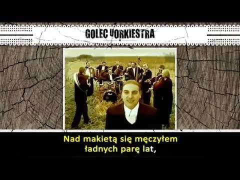 GOLEC uORKIESTRA -  ŚCIERNISKO (KARAOKE)