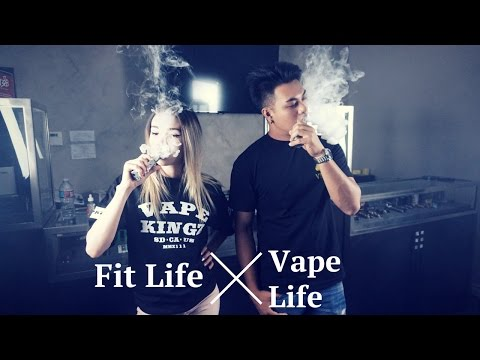 Fit Life to Vape Life!