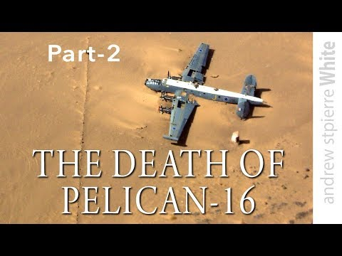 DEATH OF PELICAN-16. Avro Shackleton Crash. PART-2