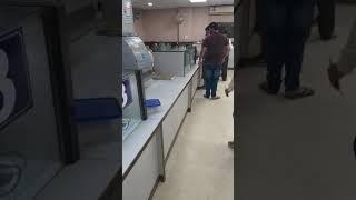 SBI Nanakmatta dekhiye bank wale aam admi ko kaise tang karte hai