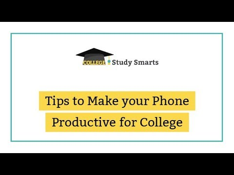 Tips to Stop Wasting Time On Your Phone (and start studying)
