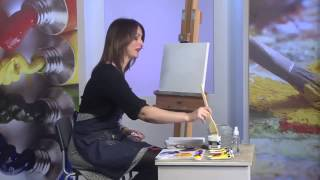 DVD - The Beginners Guide to Acrylic Painting Marion Dutton