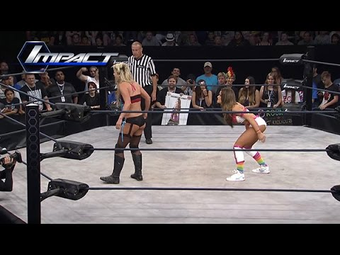 Knockout Title Match: Brooke vs. Taryn Terrell (Jul. 15, 2015)