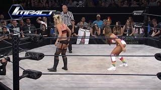 Knockout Title Match: Brooke vs. Taryn Terrell (Jul. 15, 2015)