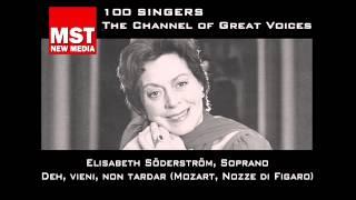 100 Singers - ELISABETH SÖDERSTRÖM