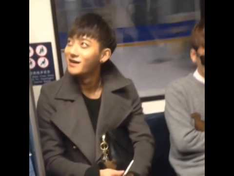 141101 Tao @ Beijing Talking with fans and laughing with them