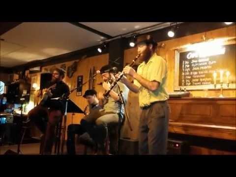 5000 jazz assassins í café rosenberg Reykjavík