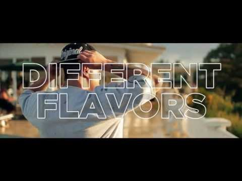 Josh WAWA White - DIFFERENT FLAVORS Official Music Vid 2013