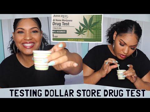 Testing 1 Dollar Drug Test, Does It REALLY Work?