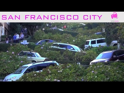 Cities of America; San Francisco City
