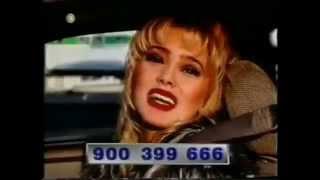 Sibel Gökçe'li 900'lü Hat Reklamı (90'lar)