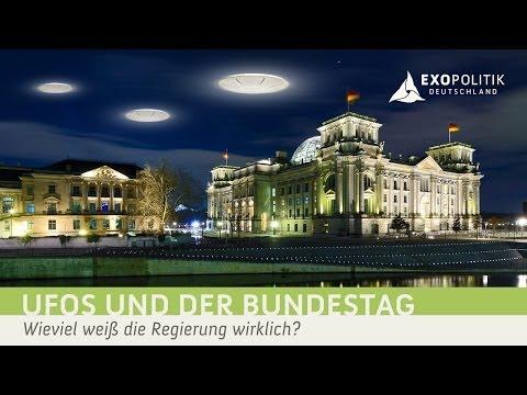 Deutsche UFO-Akten: Bundestag kämpft gegen Freigabe