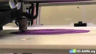 CES 2013: CubeX Trio 3D Printer