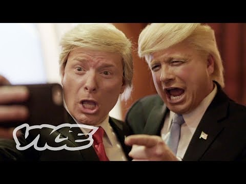 The Greatest Trump Impersonator on Earth