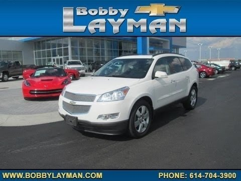 Bobby Layman Chevrolet >> 2012 Chevrolet Traverse Ltz Awd Review Used Cars Canton Ohio At Bobby Layman Chevy