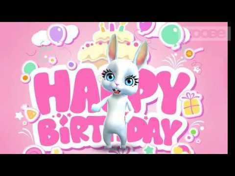 Feliz Aniversario Em Inglês Youtube