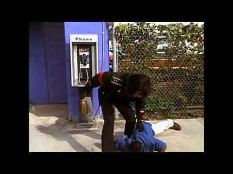 Martin Vs Michael Jackson Fight