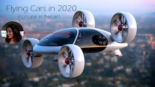 Future Flying Cars in 2020