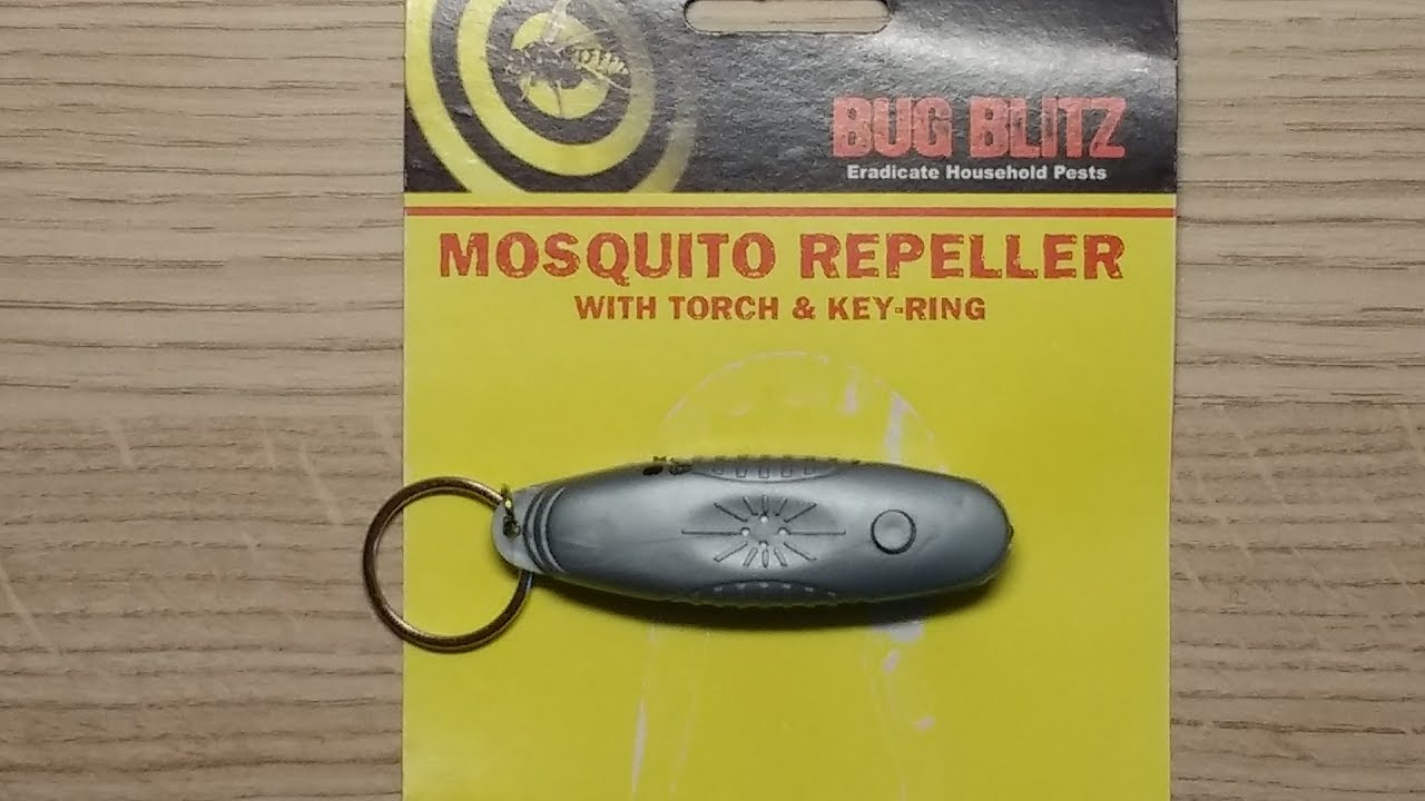 Inside A Sonic Mosquito Repeller With Schematic Youtube Electronic Insect Killer Circuit Diagram