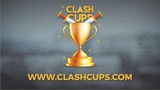 *CLASH CUPS TOURNAMENT* BIGGEST CLASH OF CLANS EVENT.
